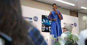 200 schoolgirls hear how the sky is not the limit at Coronation's inspirational Women's Day event