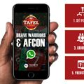 Laduma! Techsys Digital and Tafel Lager create a WhatsApp win for soccer fans