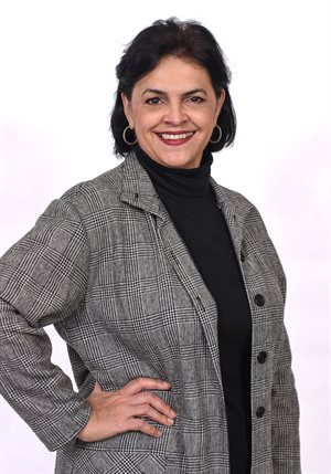 Desirè Paterson, assistant to the executive director of the Master Builders Association Western Cape (MBAWC)