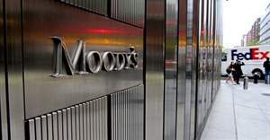 Moody's, the only rating agency that keeps South Africa above junk, is scheduled to review its credit rating in November 2019. Shutterstock