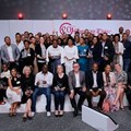 Last year's winners at the 2018 Sunday Times Top Brands Awards. Image supplied.