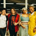 Melinda Fouché, a clinical psychologist, Tarryn Pickup, marketing manager for Joe Public United and a non-medical hypnotherapist, Sam Wilson-Späth, head of digital and social media at Woolworths marketing, Natasha Reddy, who was the HR business partner at HelloFCB+ and Tinyiko Mageza, who was the executive manager: marketing V&A Waterfront.
