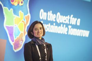 Tatjana von Bormann, programmes and innovation lead at World Wide Fund for Nature (WWF) South Africa