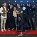 The M&C Saatchi Abel team at the Loeries. Image credit: Julian Carelsen/2019 Loerie Awards.