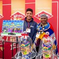 Albany Bakeries marks Heritage Month with Esther Mahlangu-inspired art
