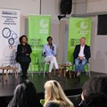 All the panellists. Picture © Goethe-Institut South Africa.