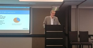 MTA expert, Joel Rubinson at the MMA SA's recent Thought Leadership Event, The Future of Attribution.