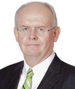 Robert Legh, chairman and senior partner at Bowmans