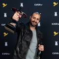 TBWA Hunt Lascaris's Peter Khoury at the 2019 Loeries Awards. Image credit: Julian Carelsen/2019 Loerie Awards.