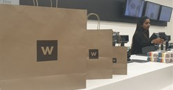 Woolworths to trial recycled paper shopping bags