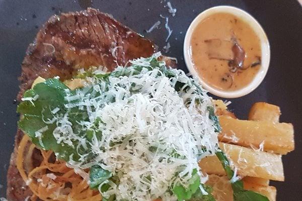 Sirloin steak. All images provided.
