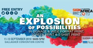 Explore a range of educational features at the Sign Africa and FESPA Africa Joburg Expo
