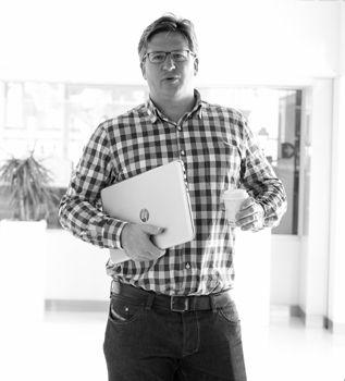 Nick Durrant, Bluegrass Digital CEO