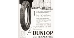 Dunlop continuing to build a strong South African heritage on a 130-year foundation
