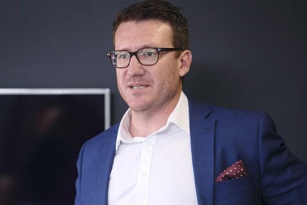 Hoorah Digital CEO, Shaune Jordaan (Photographer: Alison Tu)