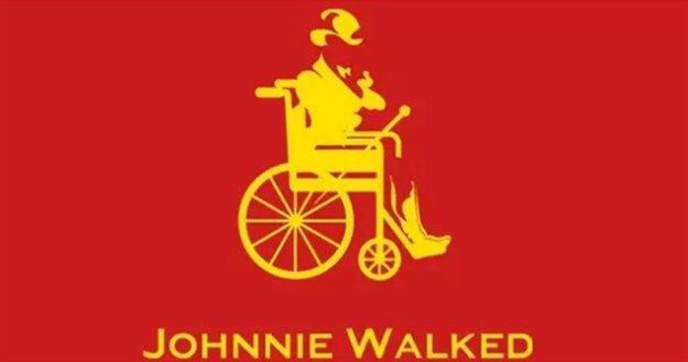 Johnnie Walked.