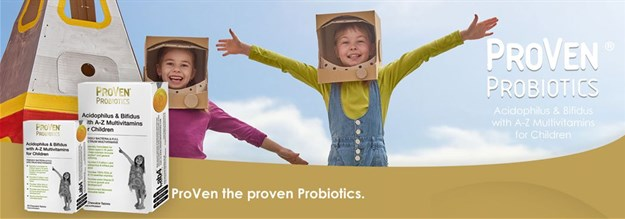 How your child can benefit from probiotics