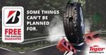 Bridgestone Tyre Guarantee now available at Tiger Wheel & Tyre