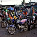 Slum residents were said to do less exercise because of cheap motorcycle taxis. Boris Golovnev/Shutterstock