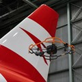 Drone technology to advance aircraft inspections