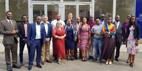 Eastern Cape and Western Cape companies with ECDC business advisors.