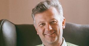 Michael Jordaan. Photo: Stellenbosch University