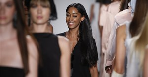 Mozambican designer Eliana Murargy presents at NYFW