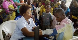 Training is necessary to equip health workers to deal with climate change risks. EPA