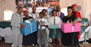 Health, sanitation and sexual awareness campaign for Dutyini learners approaching puberty