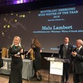 SA's Malu Lambert wins at Louis Roederer International Wine Writers' Awards