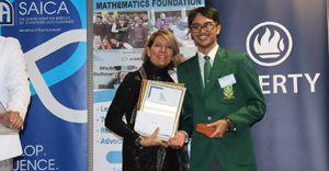 Top mathematics boffins honoured