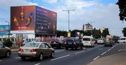 Pernod Ricard unveils massive Chivas Regal building wrap in Accra