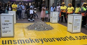 New partnership launched to 'Unsmoke' Cape Town