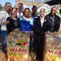 CLHG reaches out to Zandspruit community