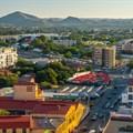 Windhoek, Namibia. Image source: Gallo/Getty.