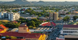 Windhoek, Namibia. Image source: Gallo/Getty.