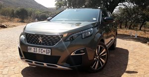 Peugeot 5008, a new contender in the SUV market