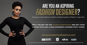 Noni Gasa announces fashion bursary for aspiring design students in 2020