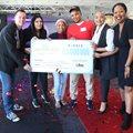 Kfm 94.5 and LottoStar create South Africa's newest millionaire