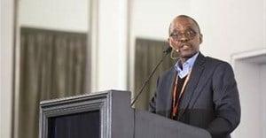 Minerals Council President Mxolisi Mgojo