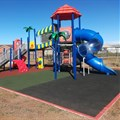 SoftFall Africa installs permanent unitary rubber surfacing in PE playgrounds