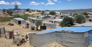 Namibia's urban poor are stuck in limbo, without land or services