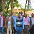 Delegates from Uganda National Roads Authority attends the Road Rehabilitation Technology course