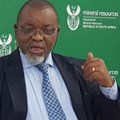 Minerals and Energy Minister, Gwede Mantashe
