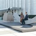 Snøhetta designs 'The Best Weapon' for UN HQ