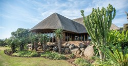 Leadwood Manor House at Tala Collection Game Reserve is ideal for celebrations