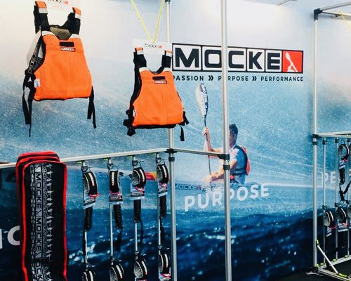 International product launch for Mocke Paddling