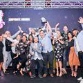 Ogilvy strikes gold at the New Generation Awards