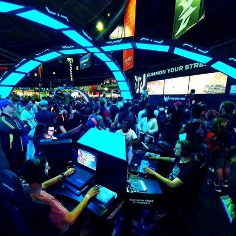 Predator Gaming rocks the rAge Expo with Rocket Creative