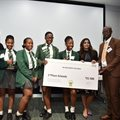 JSE Investment Challenge's winning students